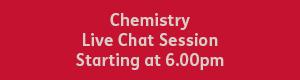Chemistry 6.00pm