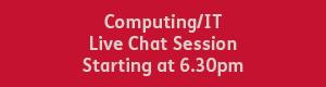 Computing/IT 6.30pm
