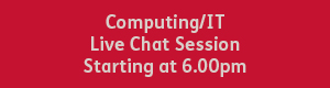 Computing and IT 6.00pm