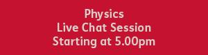 Physics 5.00pm