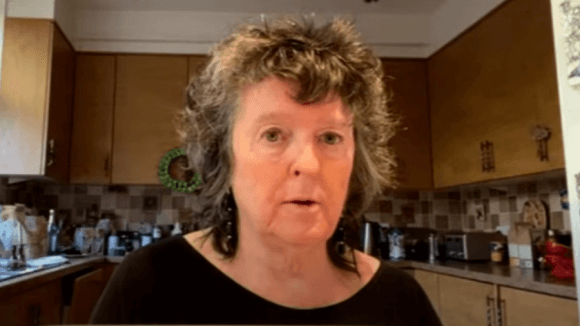 Dame Carol Ann Duffy talking to Barnsley Sixth Form College English Literature students on YouTube